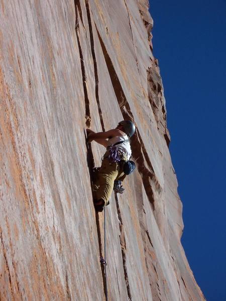 great climb