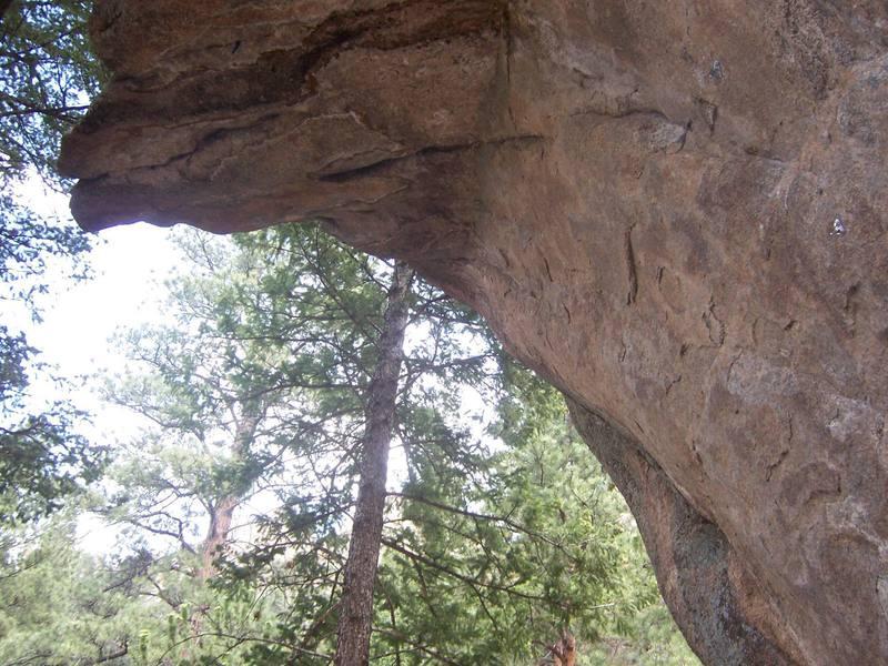 Lumpy Ridge aid.