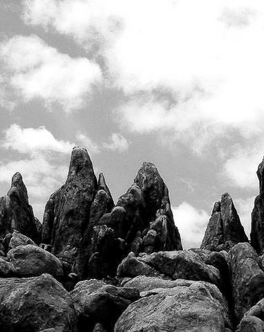 Towers-Alabama Hills.<br> Photo by Blitzo.