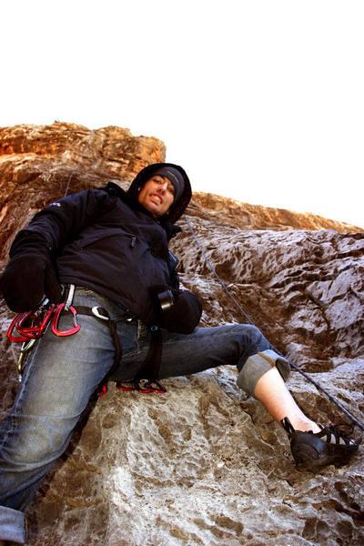 Ready to Climb? I am...