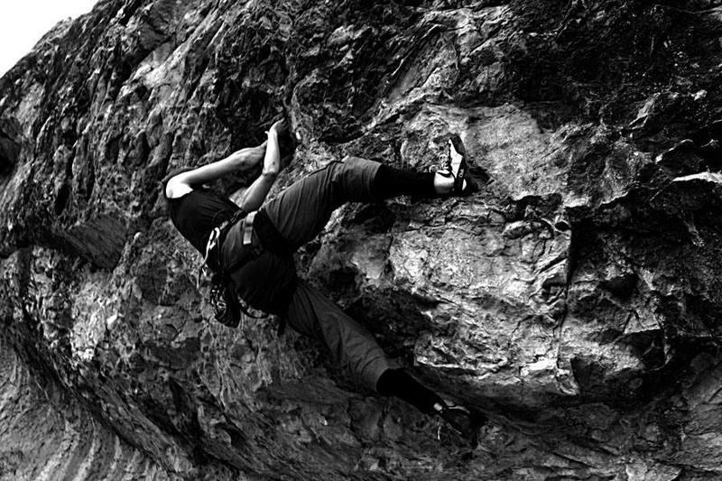 Who doesn't love a good heel hook from time to time?