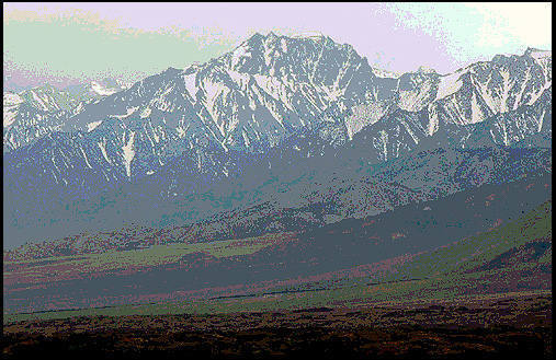 Mt. Williamson.<br> Photo by Blitzo.