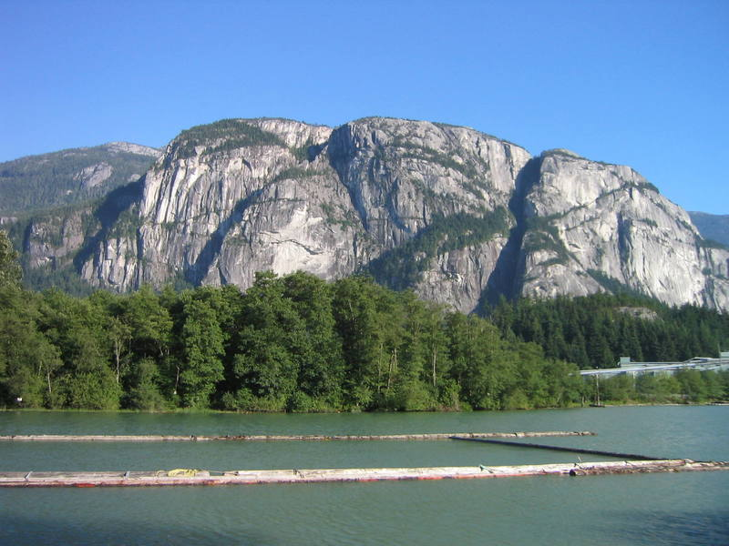 Squamish in August!