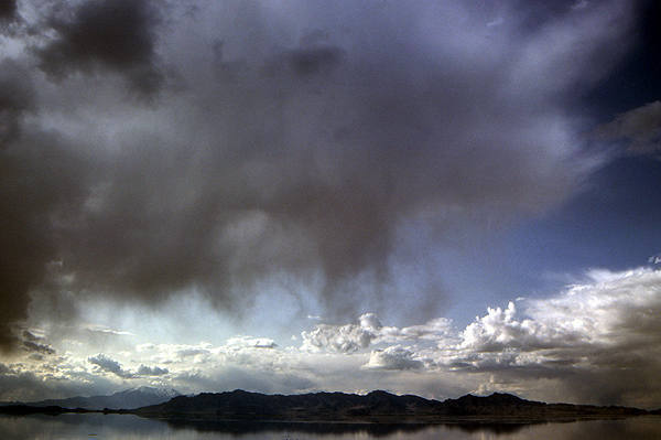 Flooded Salt Flats on Hwy. 80.<br> Photo by Blitzo.