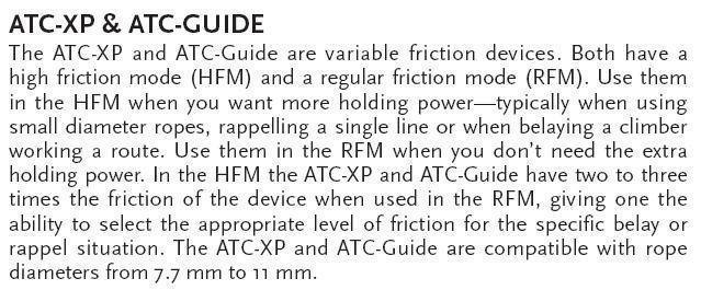 Info on using ATC-Guide