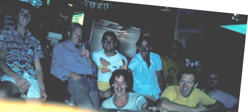 Avalon bar before