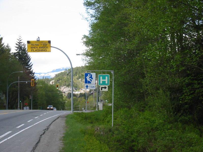 My favorite sign in Squamish.
