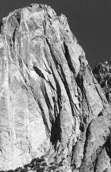 Yosemite Point.<br> Photo by Blitzo.