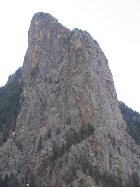 A different view of the Thumb (from the NW).