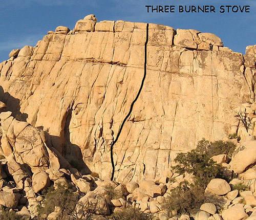 """Three Burner Stove"".<br> Photo by Blitzo."