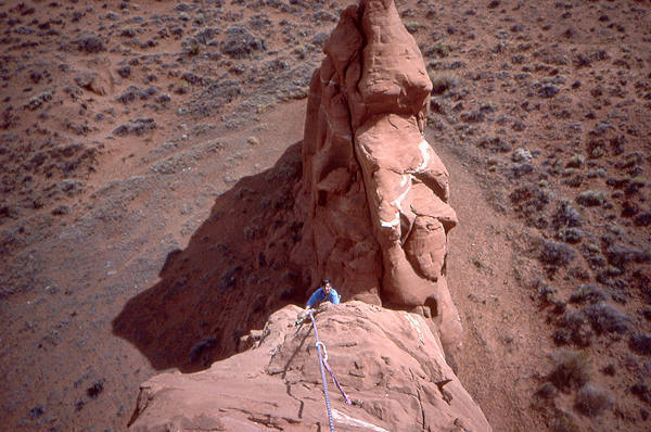 Rattlesnake Arch.<br> Photo by Todd Gordon.