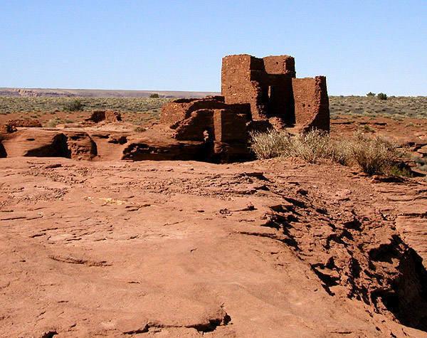 Wupatki National Monument.<br> Photo by Blitzo.