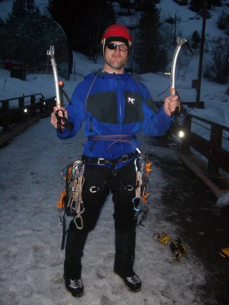 After a day in Ouray