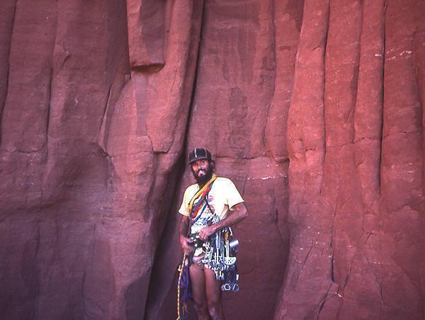 Todd Gordon racking up.<br> Photo: Todd Gordon collection.