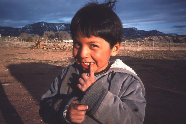 Welcome to Navajoland. Photo: Todd Gordon