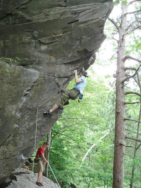 I'm climbing 3 easy pieces....