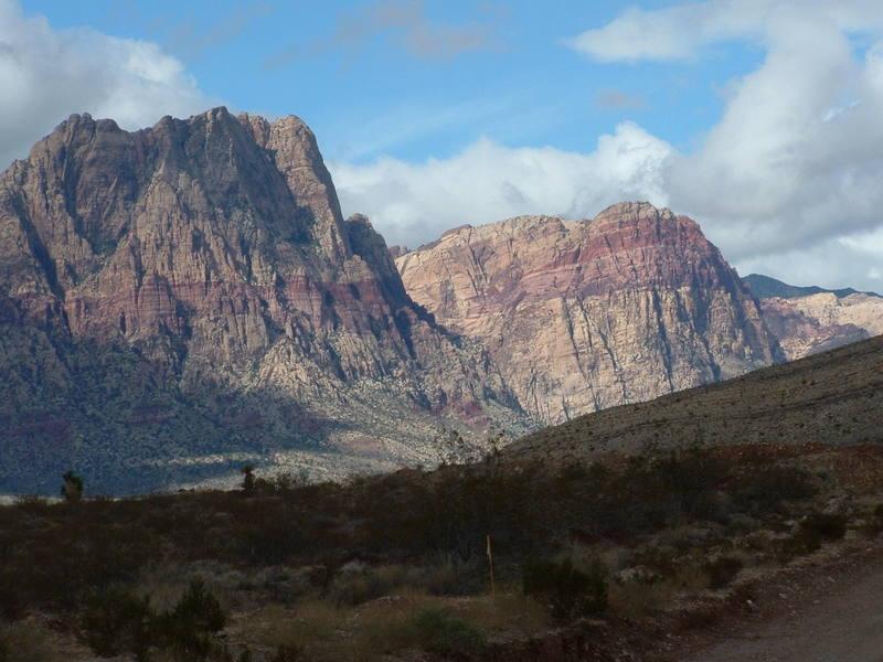 Mt Wilson<br> Red Rocks