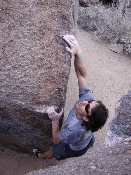 Bouldering in Arizona