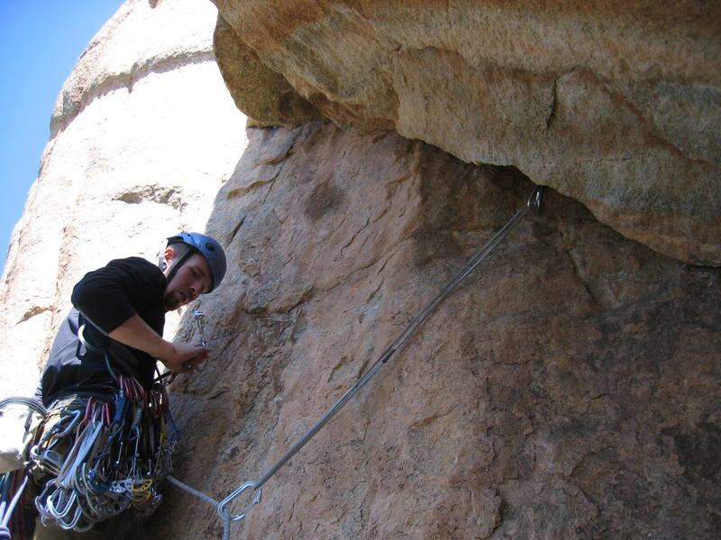 Beginning of the last pitch, kinda tricky.