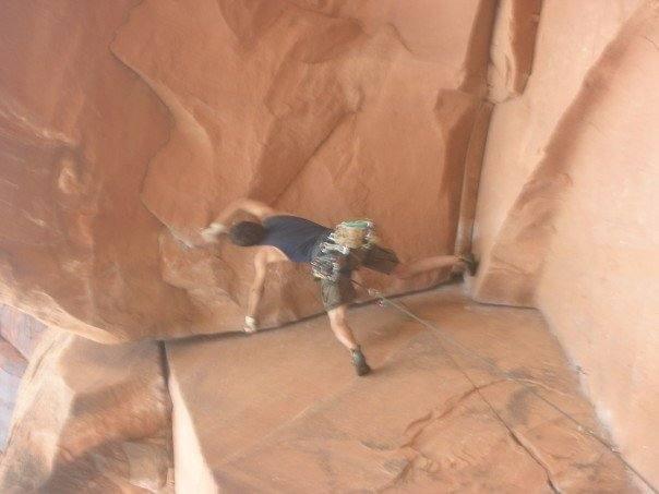 Bad Moki Roof: Wall Street, Moab