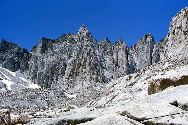 Mt. Muir.<br> Photo by Blitzo.