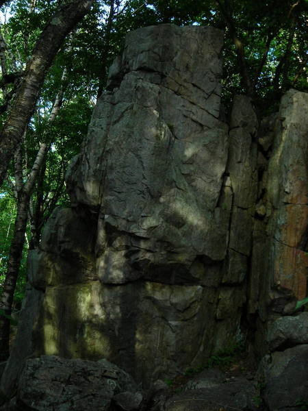 Star Wars boulder