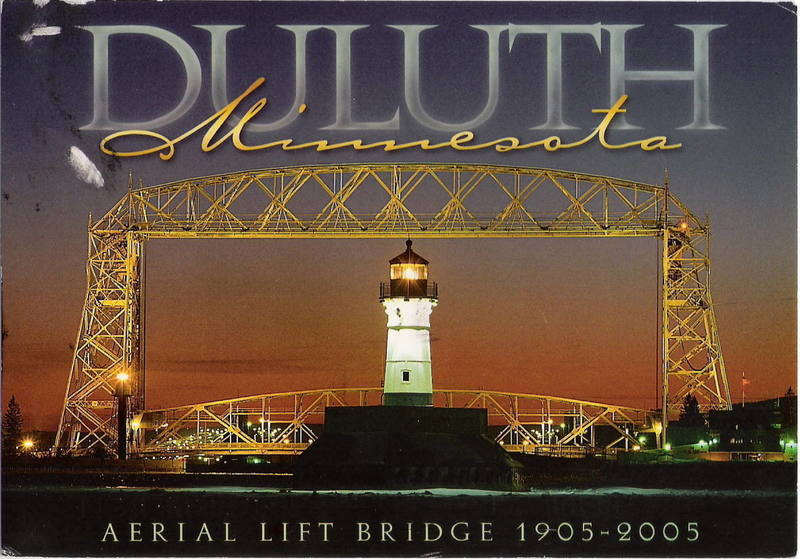 Welcome to Duluth...Enjoy your stay!