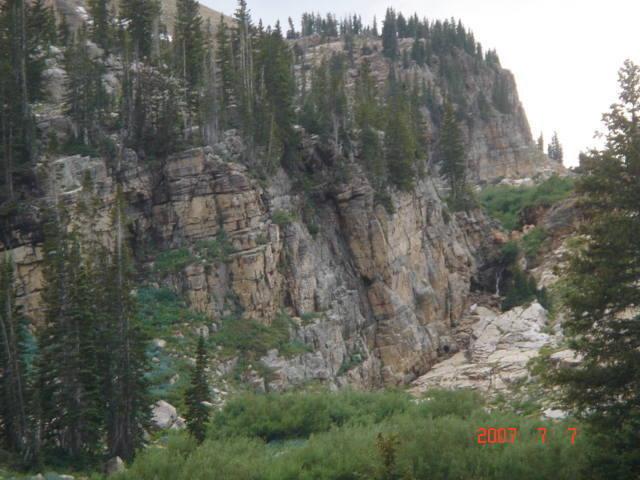 Creekside Wall