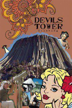 Devil's Tower Climbing.