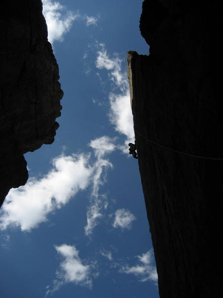 Con climbing into the clouds on Tabula Rasa