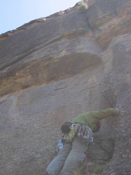 """Pitch 9's """"rotten 5.11"""" dihedral"""
