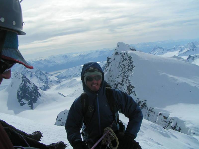summit, peak unknown
