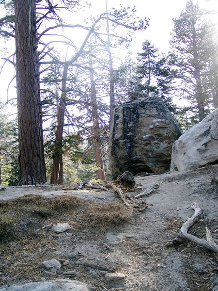 Fun little boulder, be expected for every single tourist to ask if your crash pad is a mattress for sleeping.