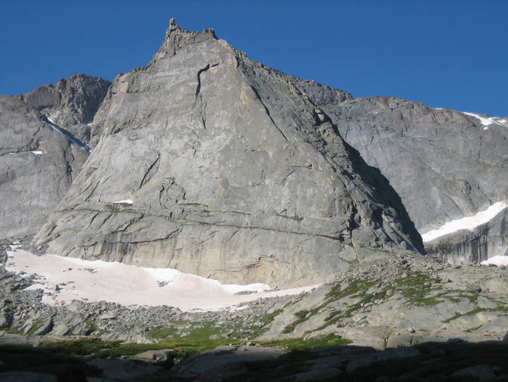 East Face of Spearhead