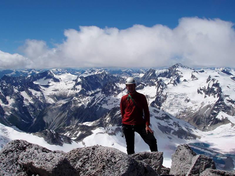 Alex, Summit of Bugaboo spire