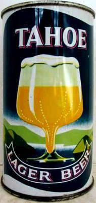 Tahoe Beer.