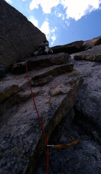 Spearhead: Sykes Sickle: Fifth Pitch