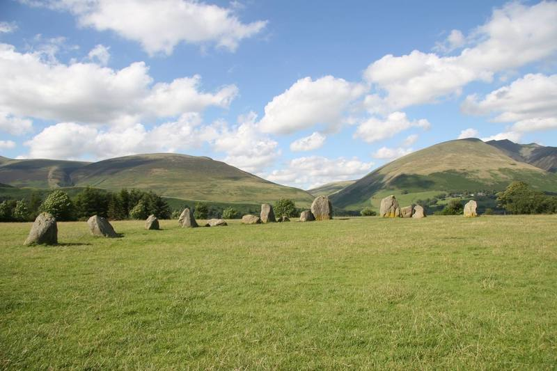 The Fells of the Lake District