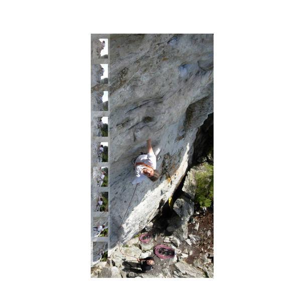 Prestation Aérienne one of the best climb in Kamouraska