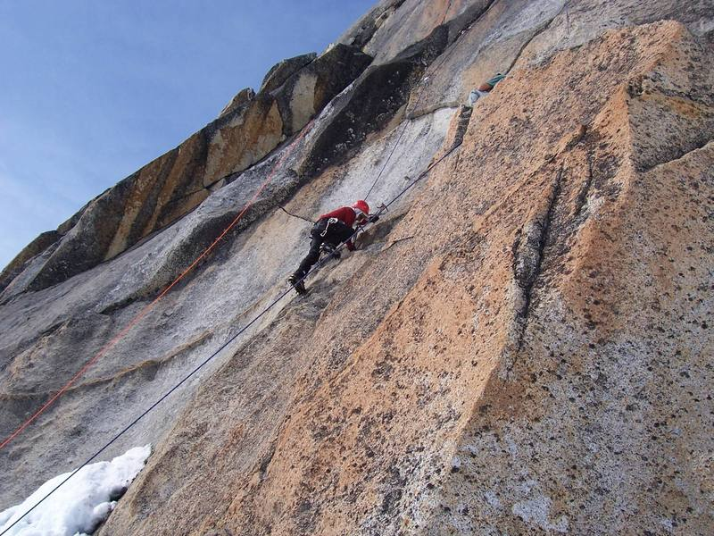 Dry tooling...TR.