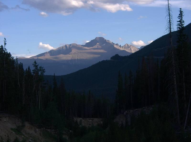 Longs Peak.