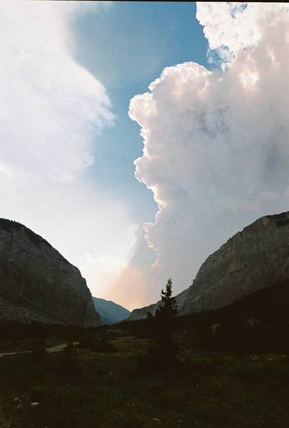 My favorite area in MT during the fires this summer
