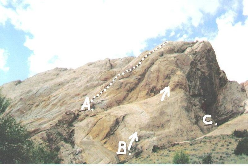 (A)Heart Of Stone.5.7+ (B)Agille Du Tangelo.5.4R (C)Silver Lining.5.12R