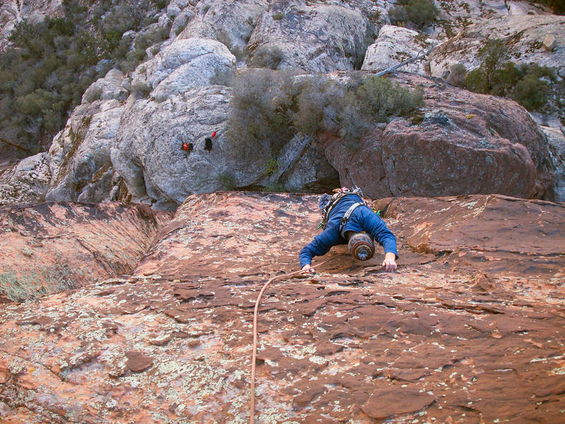 Andrew Gomoll pulling face moves a top of pitch 1