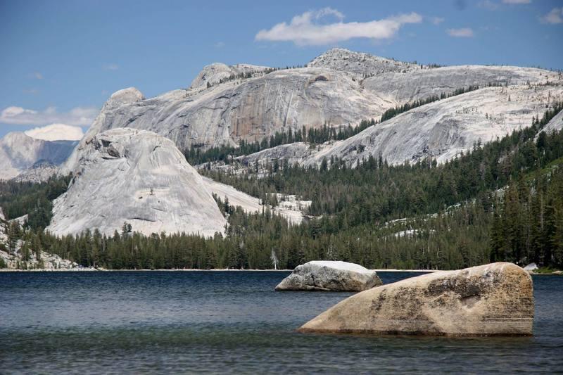 Tuolumne Meadows - the granite planet