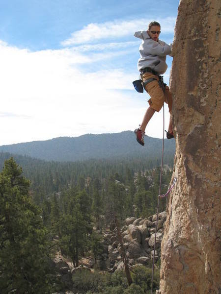 Christian Daly floats up the HVP classic, 'Bye Crackie' (5.7)