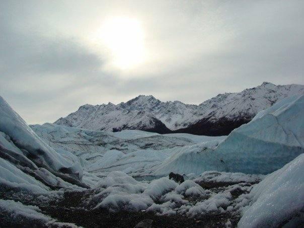 More glacier