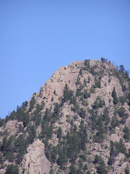 Splatte is the upper rock.  Owlette is located below.