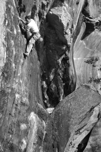 Lee Gagnon the man the myth the obsessed climber...