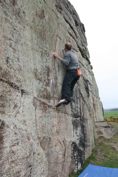Mike on Y Front, V3.